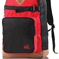 Tas Sekolah Gaul Merah Hitam Laptop Merah Hitam La