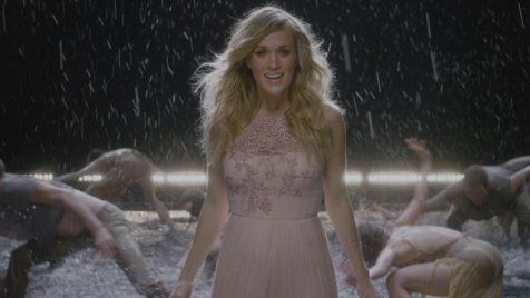 Carrie Underwood Video of Something in the Water