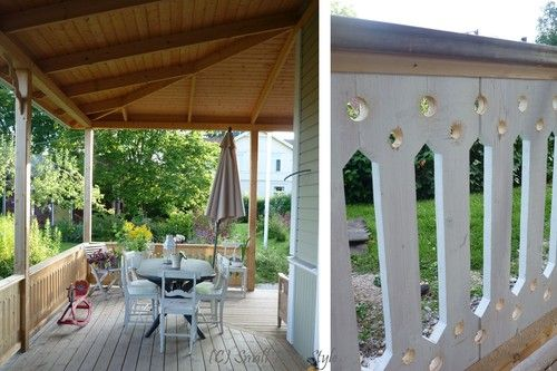 veranda gammaldags veranda sekelskifte amerikansk veranda american porch altan under tak