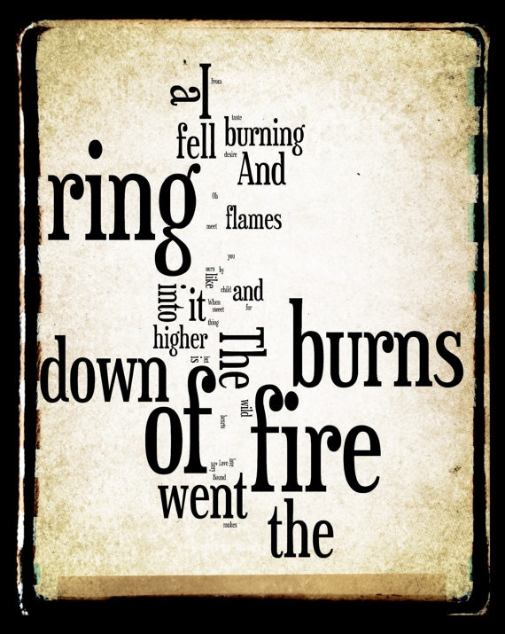 Ring of Fire Lyrics  Johnny Cash  Word Art Print  by no9images, $25.00: Favorite Music, Fave Songs, Art Prints, Word Art, Fire Johnny, Fire Lyrics, Johnny Cash, Song Lyrics
