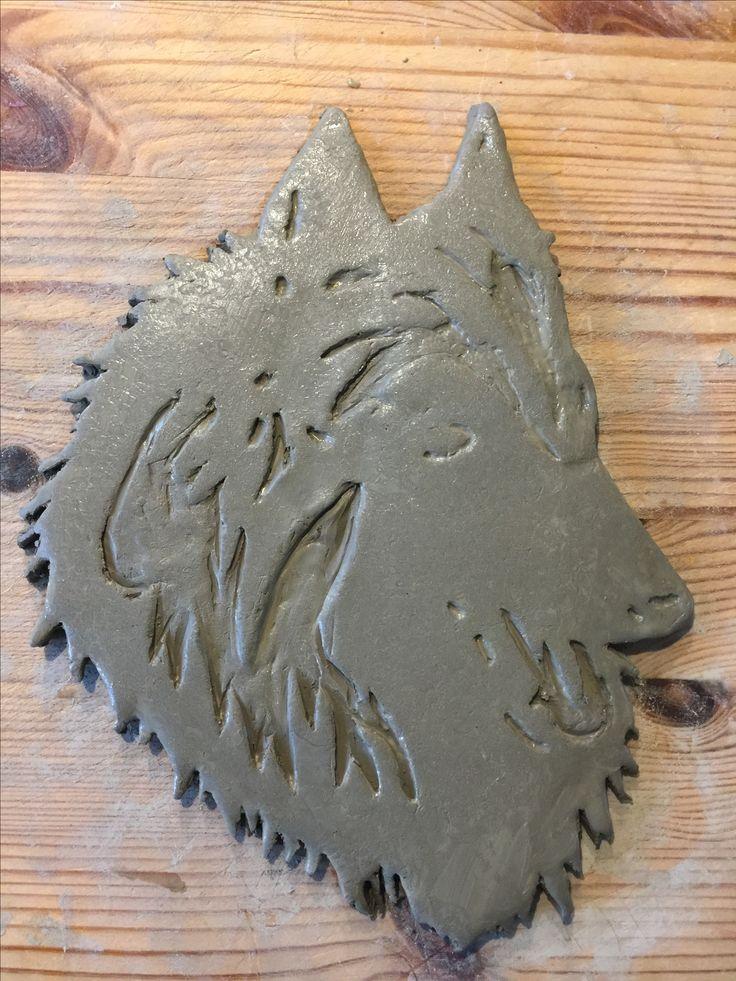 Belgisk hyrdehund jeg har lavet