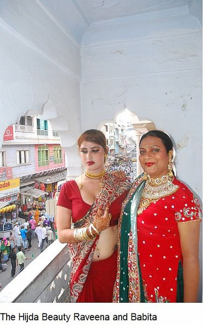 Raveena and Babita