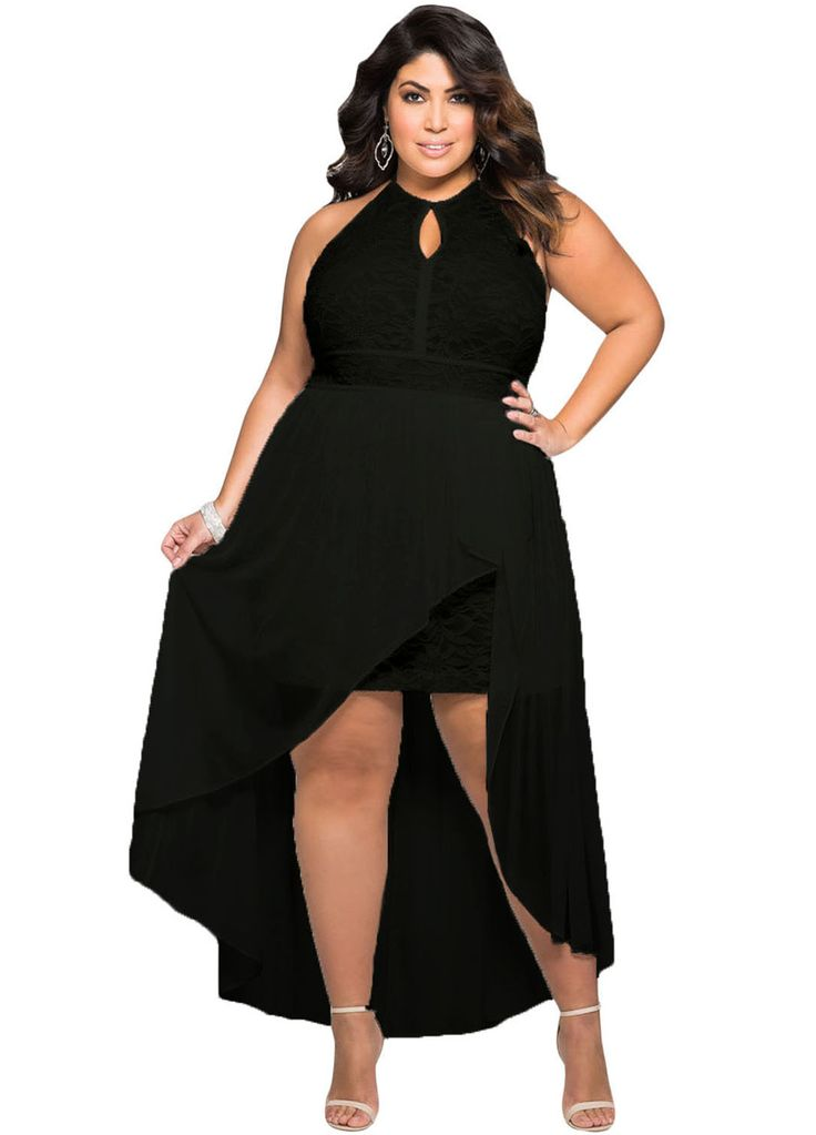 Stylish Lace Special Occasion Plus Size Dress_Plus size Dress_Plus size Clothing_Sexy Lingeire | Cheap Plus Size Lingerie At Wholesale Price | Feelovely.com