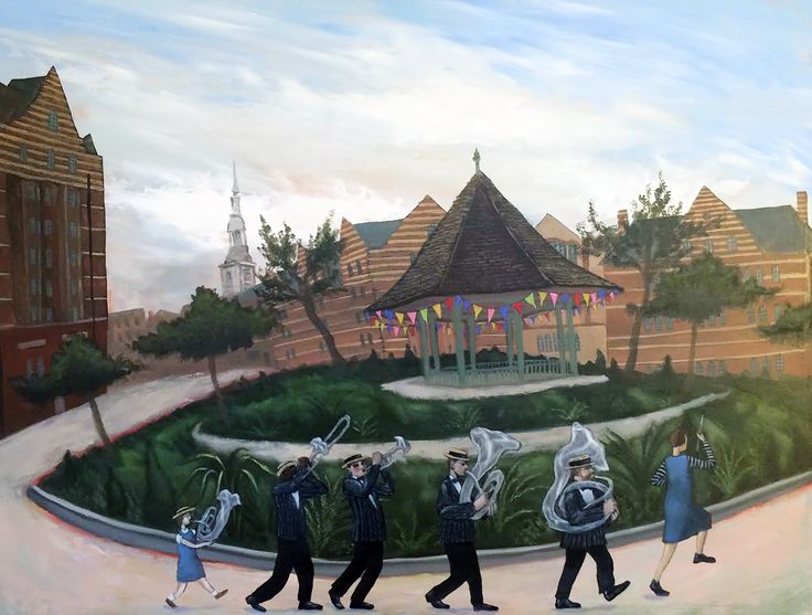 Arnold Circus and the Breathless Brass Band | Mychael Barratt