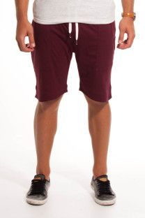 Liberty - Burgundy #fashion #shorts #skating