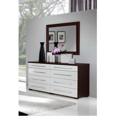 8 Drawer Double Dresser with Mirror - http://delanico.com/dressers/8-drawer-double-dresser-with-mirror-643123757/