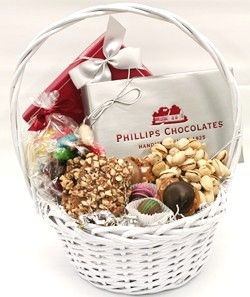 8 best gift baskets images on pinterest chocolate turtles order your valentines day chocolate gift baskets from phillips candy house a boston chocolate candy store including gourmet chocolate turtles and handmade negle Choice Image