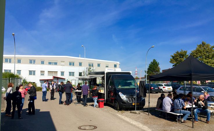 Tous les jeudis à Hamm Streatchef Food Truck Luxembourg