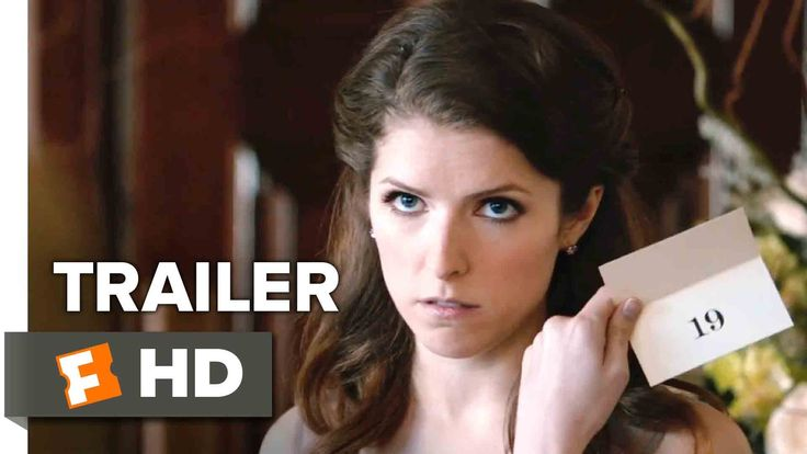 If you've ever been stuck at the singles table, you'll appreciate the new #Table19 trailer, starring Anna Kendrick.