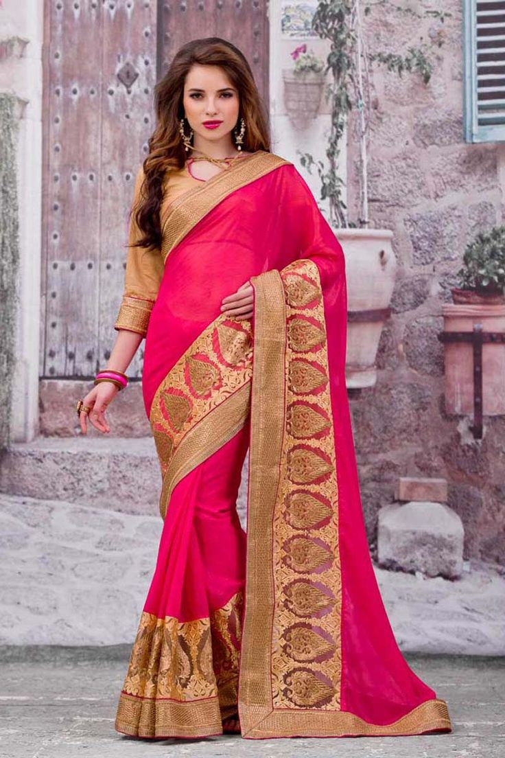 51 best designer sarees images on Pinterest | Designer sarees ...