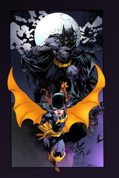 Bats and Batgirl