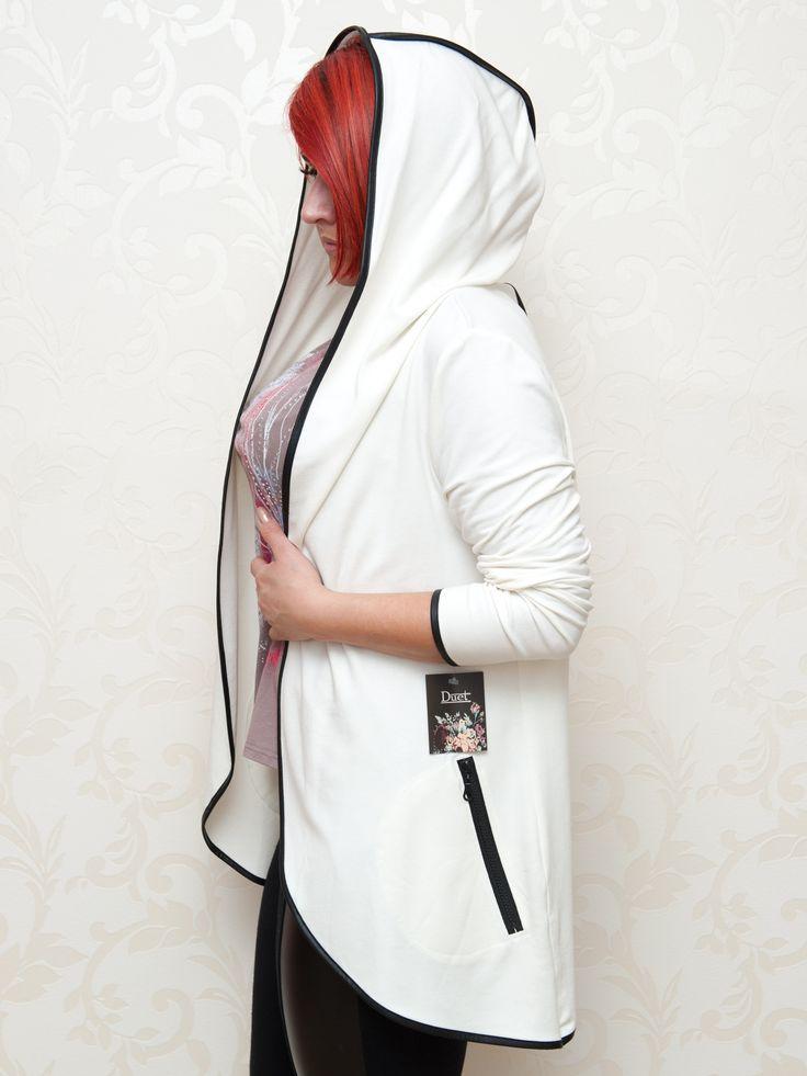 Mikina s kapucňou #mikina