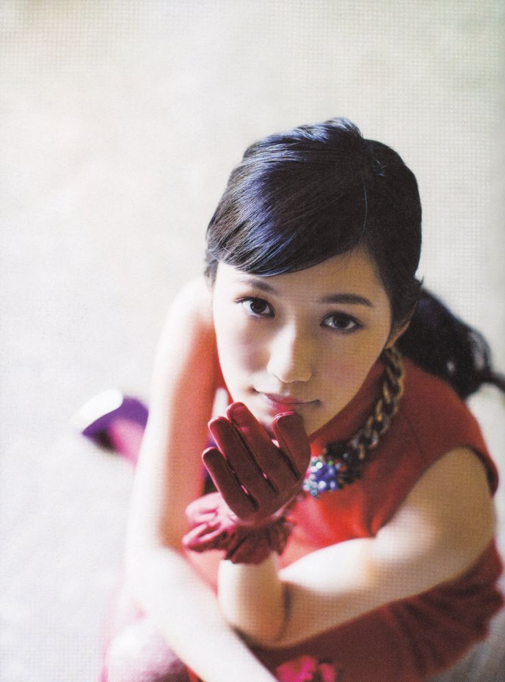 Watanabe Mayu (渡辺麻友) - #Mayuyu (まゆゆ) - Team B - #AKB48 #idol #jpop #1 #sexy #beautiful #magazine