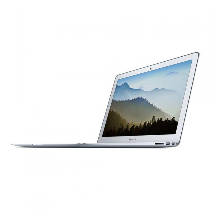 La MacBook Air de 13 pulgadas viene con 8 GB de memoria, un procesador Intel Core de quinta generación, Thunderbolt 2, increíbles apps integradas y una batería que dura todo el día.* Es delga