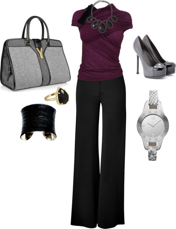 """Business Attire"" by makalii on Polyvore"
