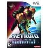 Metroid Prime 3: Corruption (Video Game)By Nintendo