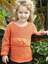 Free Crochet Pattern Toddler Girl Sweater : 17 Best images about Crochet girly on Pinterest Free ...