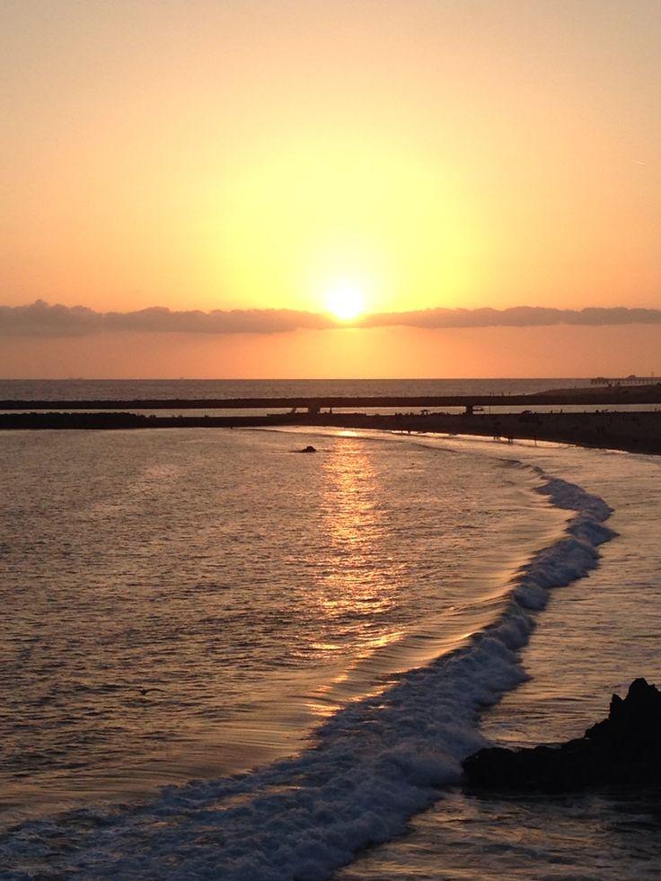 //enjoy every sunset... look forward to every sunrise// ☻ ft. corona delmar beach