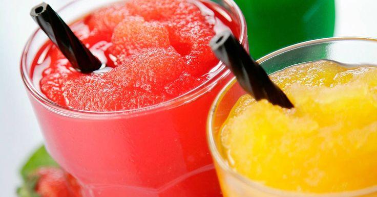 Mennyei Házi jégkása recept! Ez a hűsítő, jeges innivaló jó minden korosztálynak! :)