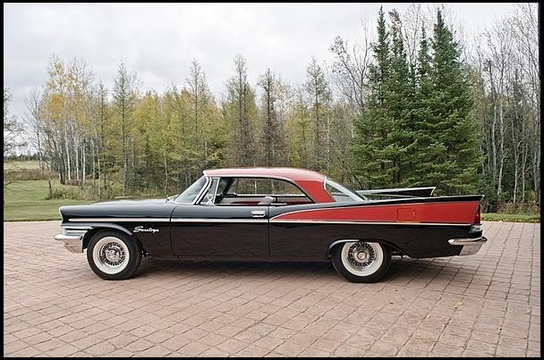 1957 Chrysler Saratoga Two Door Hardtop