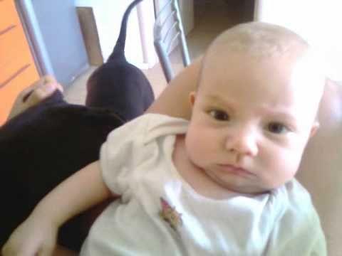 Dannynamer & child