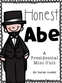 Honest Abe:  A Presidential Mini Unit