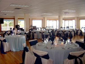 Inside The Tampa Bay Watch For A Lovely Wedding Reception At One Of St Petersburgs