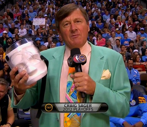 Craig Sager's suits tumblr. <3