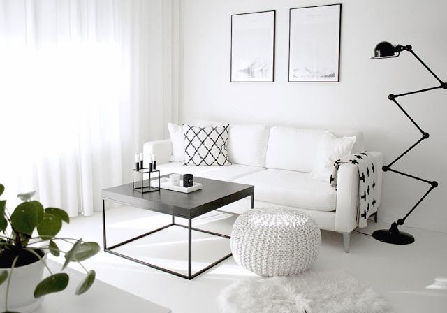 Interior Enthusiast -Monochromatic style by Johanna Valkeala