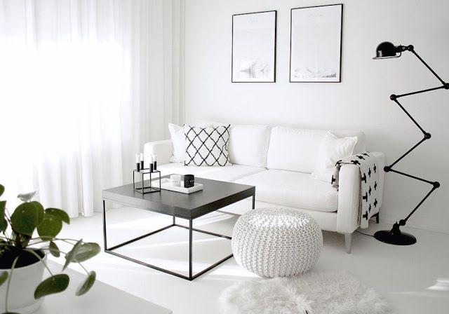 Interior Enthusiast -Monochromatic style by Johanna Valkeala