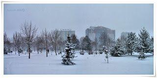 Kayseri'den Kış Manzaraları