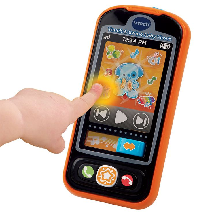 VTech Baby's First Smart Phone | Babies R Us Australia