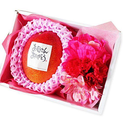 【母の日】 フルーツとお花の贈り物 フルーツギフト 完熟マンゴー 厳選フルーツ マルイチ西川商店 http://www.amazon.co.jp/dp/B01F9VUTHS/ref=cm_sw_r_pi_dp_ZYulxb1FPF6E8
