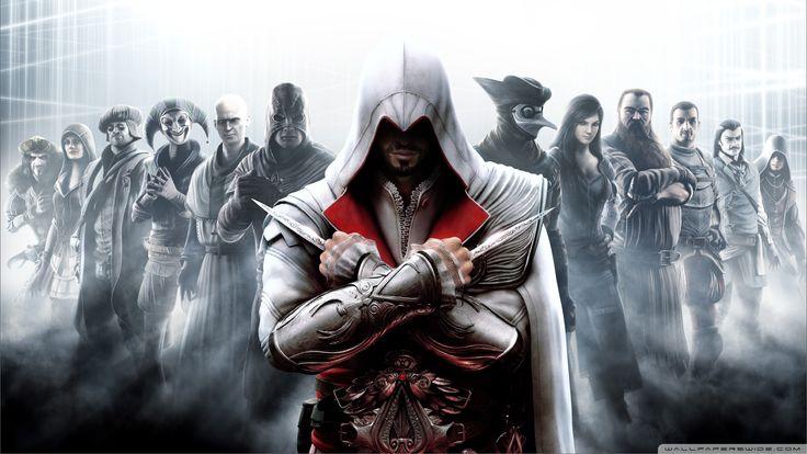 assassins creed unity porn
