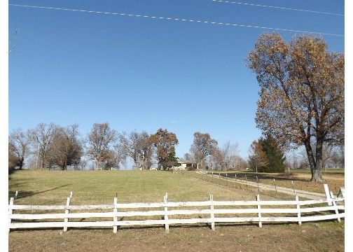 THIS PROPERTY SPORTS 7 PONDS, 2 YEAR ROUND SPRINGS, 35 ACRES, PASTURE, LARGE OAK TREES, FENCED & CROSS FENCED, BARN, OUT BUILDINGS, SHOP, HOME HAS 4 BDRMS, 2 1/2 BATHS, CEN HEAT & AIR, WOOD BURNING FIREPLACE, FULL BASEMENT, CARPORT AND MORE in Thayer MO