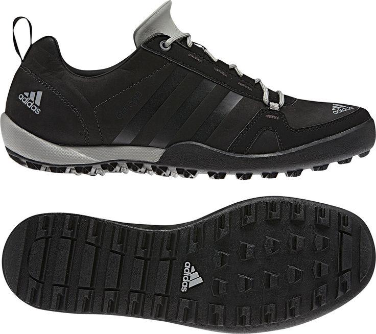 adidas Outdoor Daroga Two 11 Leather Shoe - Men\u0027s Black/Solid Grey/Shift  Grey 9 - performance coupon furniture