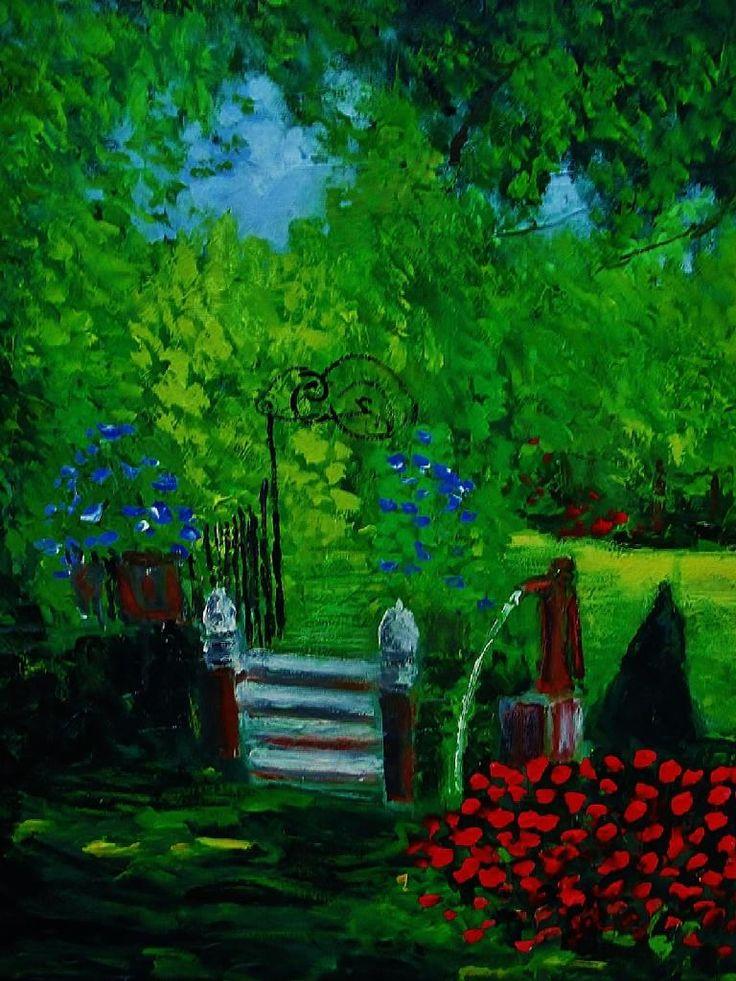Garden by Paul Crimi