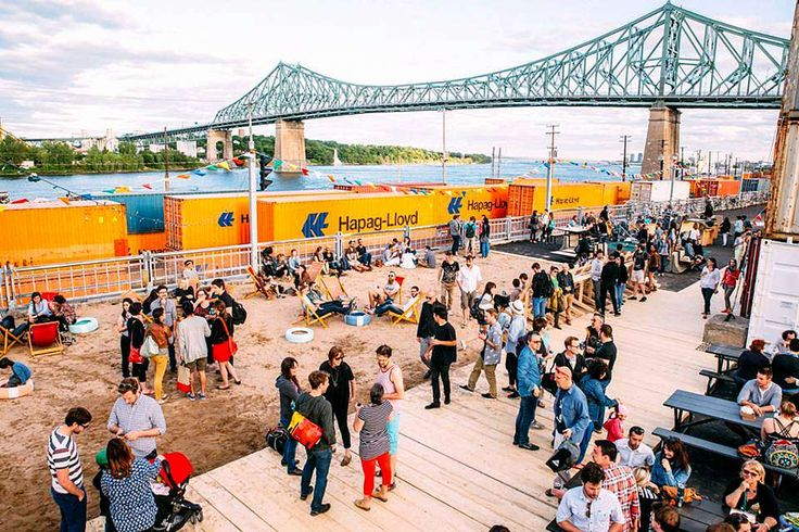 Montreal Is Getting A Free Summer Boardwalk Village | MTL Blog