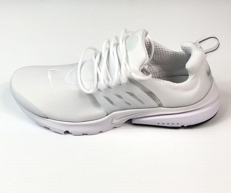 9ba3d6f9af086 Nike Air Presto Essential Triple White 848187-100 Men s Size 9  120 New