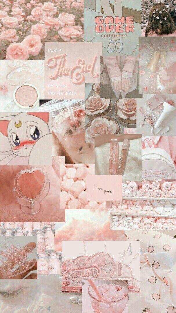 Pink Aesthetic Aesthetic Pastel Wallpaper Pastel Pink