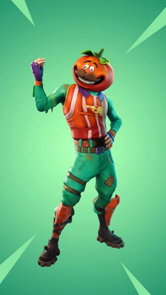 Tomato Head Fortnite Epic Games Epic Games Fortnite Zbrush