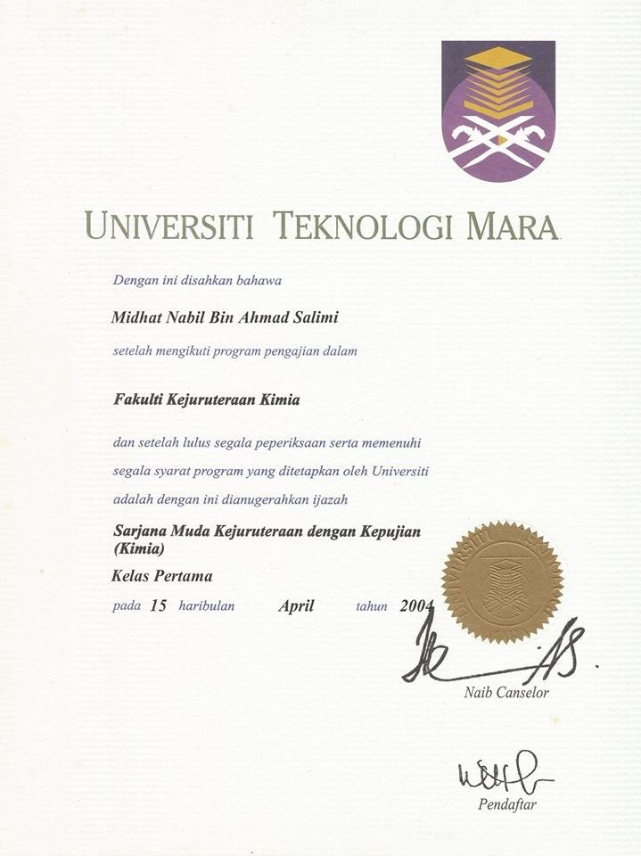 Degree Or Diploma For Buyers