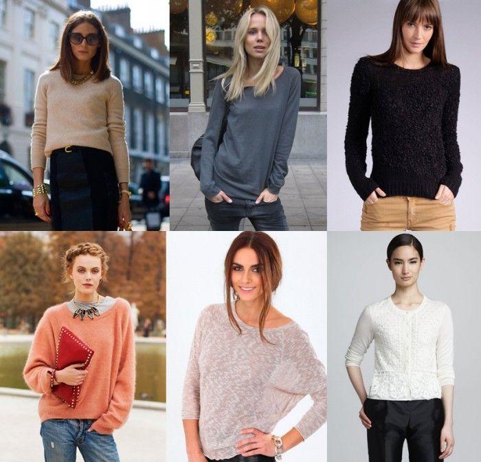 Soft Classic 1ряд - мягкий, гладкий, легкий свитер; свитер из кашемира; свитер из букле. 2 ряд - ангора, шелковистое тканное полотно, сложная смягченная отделка.