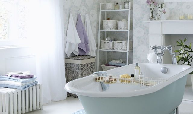 7 spa-style bathroom storage solutions  - housebeautiful.co.uk