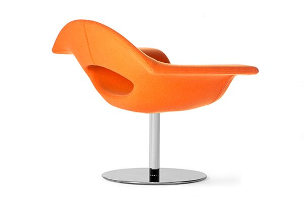 GEA swivel stool designed by Leonardo Rossano. Produced by TRUE design, 2011