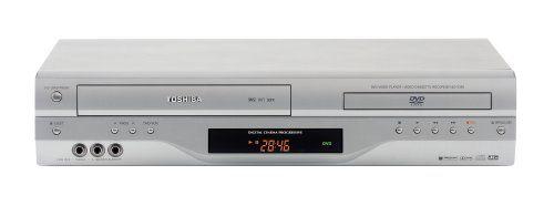 Refurbished Toshiba SD-V393 Progressive Scan DVD Player/VCR Combo