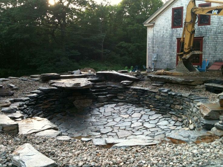 Diy Backyard Duck Pond :  more pools ponds natural swimming pools ponds pools natural swimming