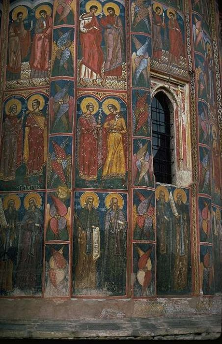 Moldoviţa Monastery, Romania