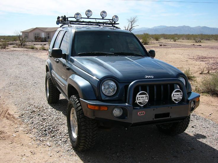 Your Jeep Is Probably Lacking In Cargo Room. Haul Whatever You Want With  Our Jeep Liberty Roof Rack.