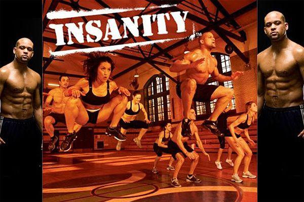 Insanity Workout Deluxe Online - A ver si alguuun día reuno la fuerza de voluntad necesaria.